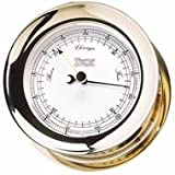 Weems & Plath Atlantis Collection Barometer (Brass)