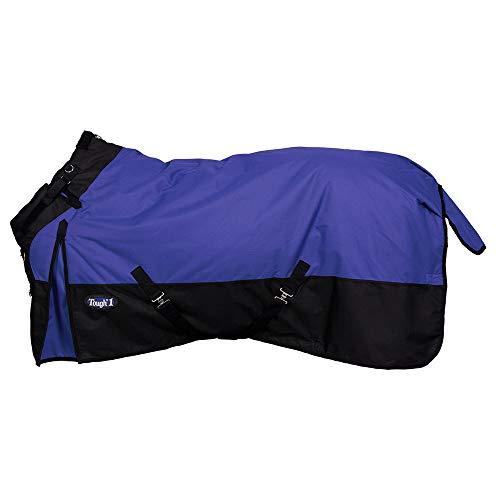 Tough-1 1200D Snuggit Turnout 300g 72In Purple
