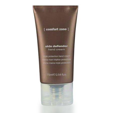 Comfort Zone Skin Defender Hand Cream, 2.54 Fluid (Comfort Zone Moisturizer)