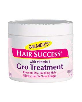 Palmers Hair Success Gro Treatment 3.5 oz. Jar 3-Pack with Free Nail File