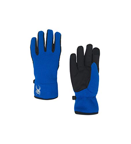 Spyder Women's Bandita Stryke Glove, Turkish Sea/Black/Black, Medium