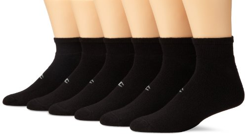 Champion Men's 6-Pack Quarter Socks
