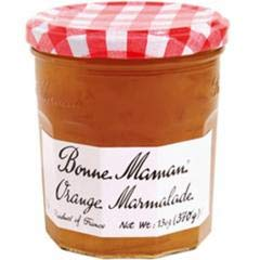 (Bonne Maman - Orange Marmalade (6-13 oz jars) - Fresh Taste in Each Bite make this Orange Marmalade an Anytime Favorite )