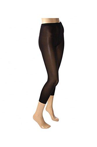 Wolford Velvet 66 Legging Black Small (Cotton Velvet Tights)