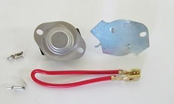 279816 secador de repuesto Termostato fusible kit Whirlpool Kenmore 3977393 3390291: Amazon.es: Hogar