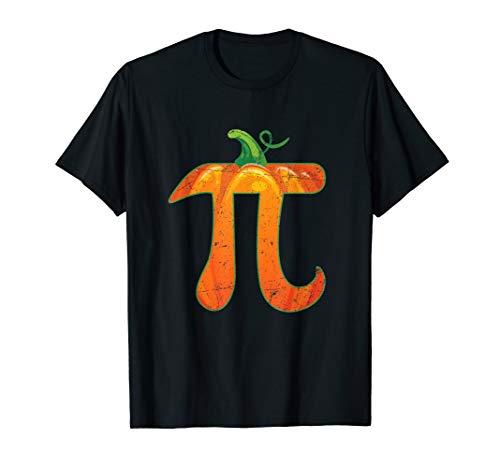 Funny Pumpkin Pi Halloween Costume Math Pun