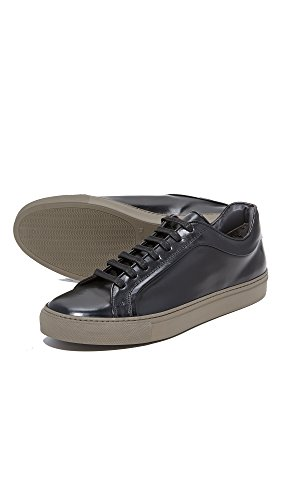 Per Avviare New York Mens Barton Walking Shoe Black Diver