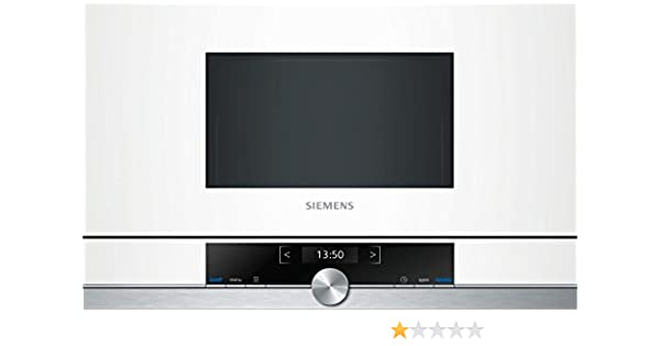 Siemens BF634RGW1 iQ700 - Microondas integrable / encastre sin ...