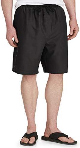 Amazon Essentials Men's Big & Tall Quick-Dry Swim Trunk have compatibility via DXL