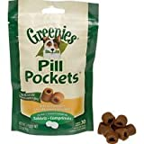 Greenies Pill Pockets For Dogs, 30 Chicken Pockets for Tablets, 6 Pack, My Pet Supplies