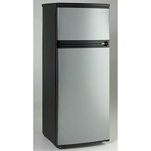 Avanti RA7316PST 2-Door Apartment Size Refrigerator