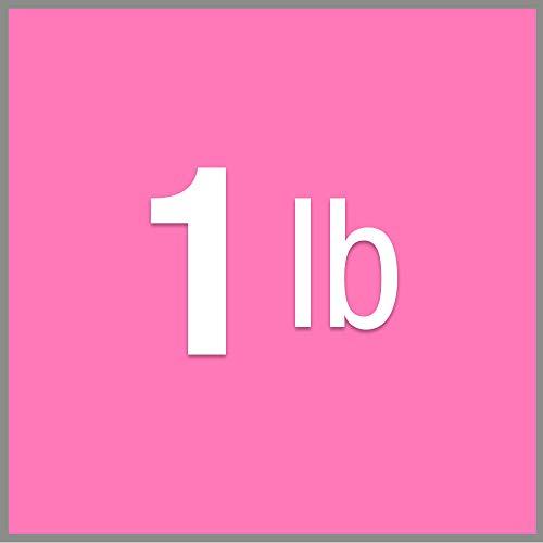 SPRI Vinyl Dumbbells, Set of 2, 1-Pound (Pink) - http://coolthings.us
