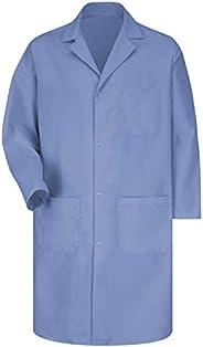 Red Kap Mens Rk Lab Coat with Pockets