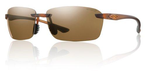 Smith Optics Trailblazer Premium Lifestyle Polarized Active Sunglasses - Dark Brown/Chromapop Brown / Size 67-13-130 (Active Lifestyle Sunglasses)