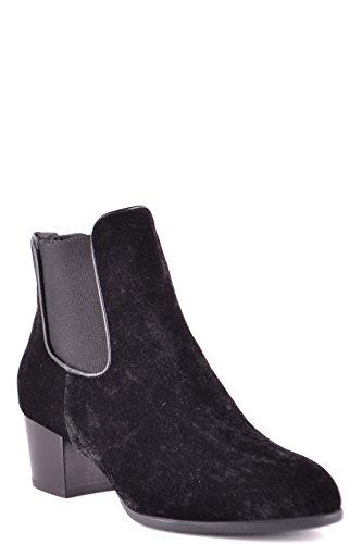 Women's Velvet Hogan MCBI148501O Black Ankle Boots O1wCwqF