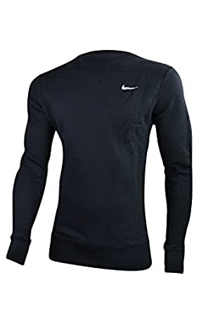 Nike Mens The Athletic Dept Squad Fleece Llong Sleeved Crew Neck Sweatshirt Top