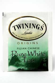 Twinings of London Pure White Tea (Pack Of 100) by Twinings (Image #1)