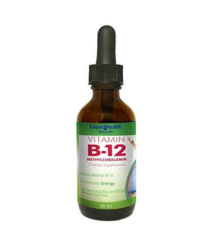 Liquid Health Products Vitamin B-12, 2 Fluid Ounce