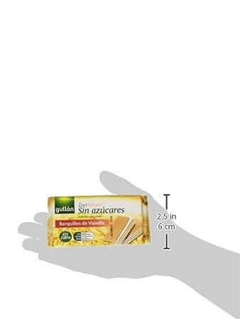 Diet Nature Barquillos de Vainilla, Sin Azúcares - 70 g: Amazon.es: Amazon Pantry