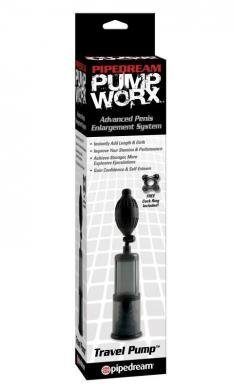 Pump Worx - Pompe Voyage