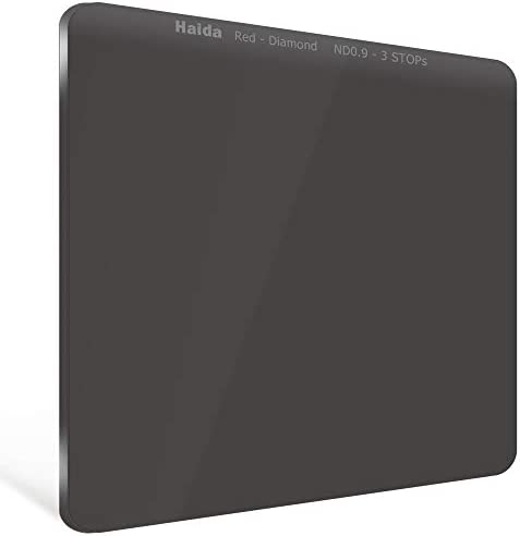 [スポンサー プロダクト]Haida 角形フィルター レッドダイヤモンド ND1.8 (64x) フィルター 150*150mm HD4373 M15シリーズ専用 光量調節 減光用 光学ガラス使用 撥水防汚ナノコーティング 【国内正規品】