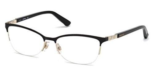 Daniel Swarovski Eyeglasses Good SW5169 SW/5169 001 Black Optical Frame 54mm (Daniel Swarovski)