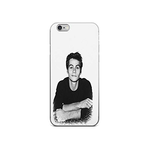 iPhone 6 Case iPhone 6s Case Cases Clear Anti-Scratch Teen Wolf, Dylan O'Brien Cover Case for iPhone 6/iPhone 6s, Crystal Clear]()