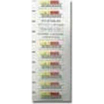 Data Cartridge Barcode Labels (DATA CARTRIDGE BAR CODE LABELS, LTO ULTRIUM 4, SERIES 000101-000200)