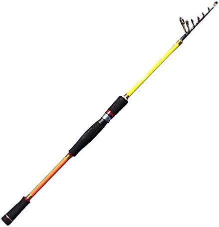 釣り竿 短節釣竿 炭素伸縮釣竿 炭素釣竿 超軽い 超硬い 携帯型 海釣り・淡水両用 2.1M/2.4M/2.7M/3.0M/3.6M YD-14