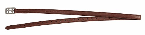 Henri De Rivel Triple Covered Stirrup Leathers Oak Bark 48 Oak Stirrup