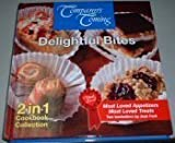 Company's Coming Delightful Bites (2-in-1 Cookbook Collection)