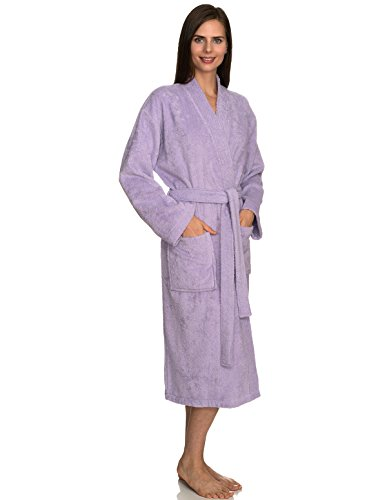 Buy cotton terry bathrobe