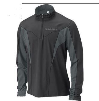 Polaris Slingshot Mens Black 1/4 Zip Pullover- 2xlarge