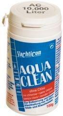 Aqua Clean von Yachticon AC 10.000: 100 Gramm Pulver für 10.000 Liter Trinkwasser: Ohne Chlor. Tötet Bakterien (wie z.B. Cholera, Salmonellen, etc.)