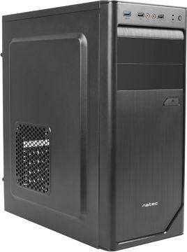 Natec Caja PC BOLITA NPC-1291 ATX, Micro ATX, Mini ITX; USB 3.0 ...