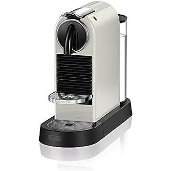 Nespresso CitiZ Espresso Machine by De'Longhi, White
