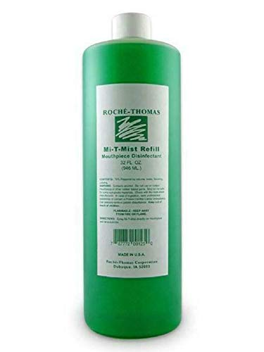 - Roche Thomas RT125 Mi-T-Mist Disinfectant, 32 oz