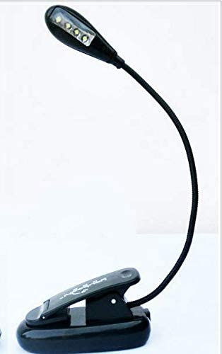 Flexo LED - Lámpara para Amazon Kindle y Sony Nook Kobo (lectores ...