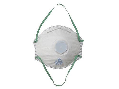 Vitrex Multi Purpose Premium Valved Moulded Mask FFP3 Pack of 3 (Mask Ffp3)