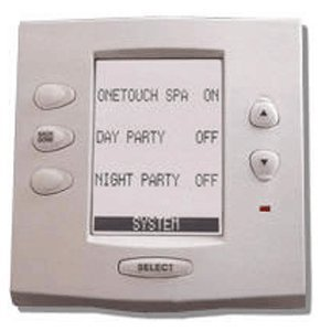 (Jandy Wireless Aqualink RS8 7-Function One Touch Pool and Spa Automation)