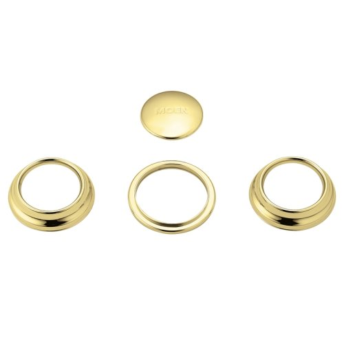 Polished Brass Accent Kit - 8