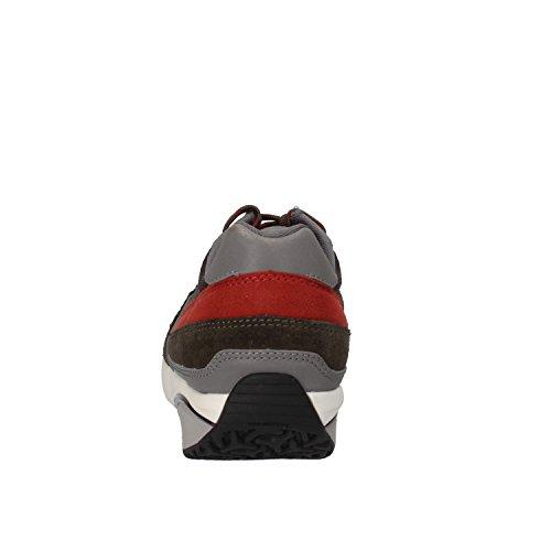 MBT Sneakers Mujer 37 EU Verde Textil Gamuza