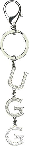 UGG Women's Key Charm Crystal One Size, used for sale  Delivered anywhere in USA