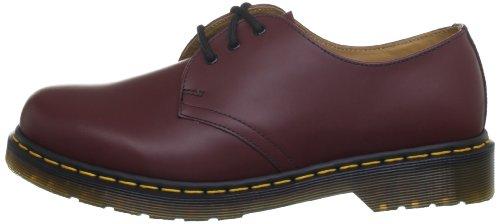 1461 de Zapatos Dr Unisex Cordones Martens Rojo Cherry Derby Adulto 5qTSSwPy