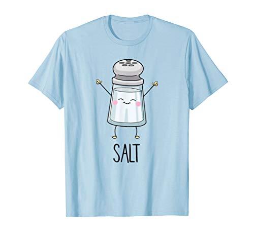 Kawaii Salt Pepper T-Shirt Cute BFF
