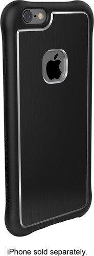 (Ballistic Tungsten Ultra Slim Case for Apple iPhone 6/6s Black US1552-A78Y)