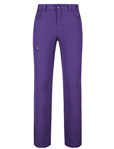 Yifun Outdoor Womens Water Resistant Quick Dry Golf Sports Pants