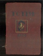 (Custom Reprint) Yearbook: 1930 Lincoln High School - Totem Yearbook (Seattle, WA)
