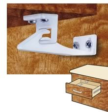 3 Packs of Mommy's Helper Safe-Lok for Drawers and Cabinets