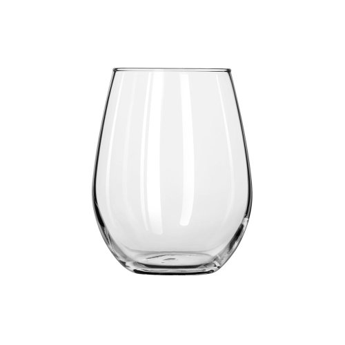 1605 Wine (Libbey 217 11.75 Ounce Stemless White Wine Glass (08-1605) Category: Wine Glasses)